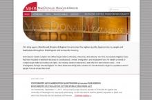 legal firm website