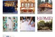 screenshot residential design website
