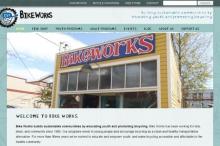 Bikeworks nonprofit site