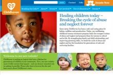 Childhaven website