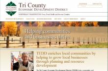 Economic Development website