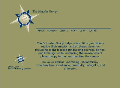 screenshot Schrader Group
