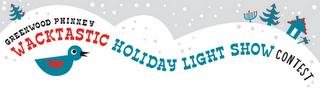 wacktastic lightshow event logo