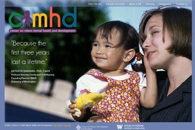 screenshot CIMHD