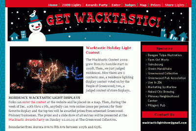 screenshot Wacktastic