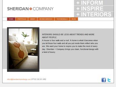 Interior Design WordPress