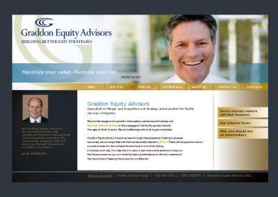 Graddon Equity Advisors screenshot