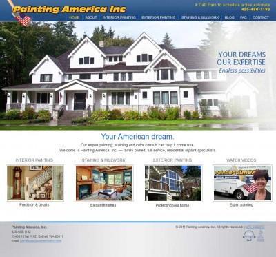 screenshot Painting America