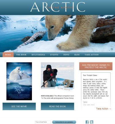 screenshot To The Arctic