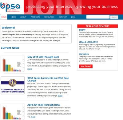 bicycle association website