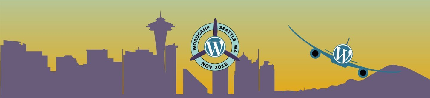 WordPress WordCamp Seattle 2018