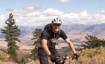 mountain biking in the Methow