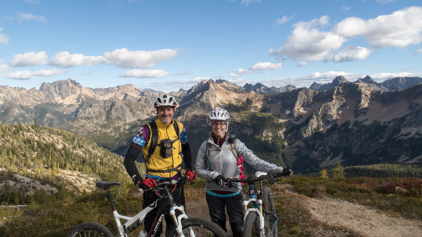 Mountain Biking in the Methow Valley