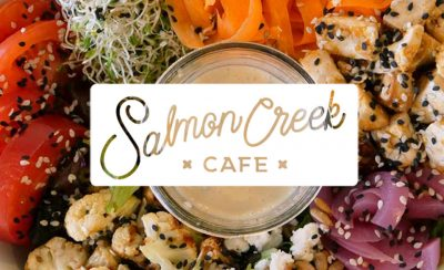 Salmon Creek Cafe website